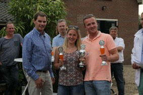 1e prijs - team Keurhorst Kluin
